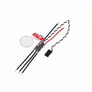 Generell Generell RC lite 18A OPTO Speed Controller (ESC) RC Quadcopters / Drones / RC helikopter / RC Fly Rød / Svart 1 Deler