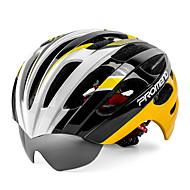 PROMEND Damen Herrn Unisex Fahhrad Helm 27 Öffnungen Radsport Bergradfahren Straßenradfahren Freizeit-Radfahren Radsport L: 59-63 cm