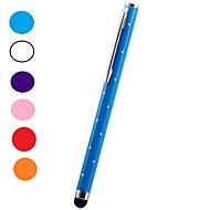 아이폰 / 아이팟 / 아이 패드 / 삼성 및 기타에 대한 szkinston 다이아몬드 꽃 크리스탈 용량 스타일러스 터치 스크린 펜 용량 펜