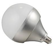 20W E26/E27 LED-globlampor 40 SMD 5730 2000 lm Varmvit / Kallvit AC 220-240 V 1 st