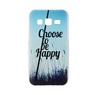 Til Samsung Galaxy J7 j5 cover dækker pastorale scener malet mønster tpu materiale telefon taske