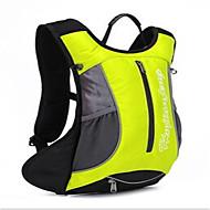 12 L Zaini da escursionismo / Ciclismo Backpack / Viaggi Duffel Campeggio e hiking / Scalata / Tempo libero / Ciclismo / Corsa All'aperto
