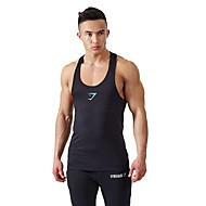 Sports®Yoga Tank Breathable / Comfortable Stretchy Sports Wear Yoga / Pilates / Exercise & Fitness Men's