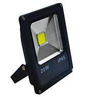 Jiawen 20w koel wit of warm wit led schijnwerpers waterdichte IP65 voor buiten (AC 85-265V)
