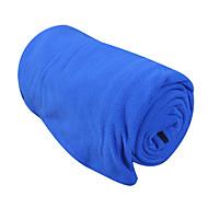 Travel Blanket for Travel Rest Polyester-Red Green Blue Blushing Pink Dark Gray