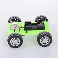 Rak kraljevstvo je model sastavljen DIY ručno zeleni automobil obični