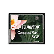 Kingston CF Cards 8GB Compact Flash Card 133X High-speed SLR Camera Memory Cards