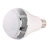 6W E26/E27 LED Έξυπνες Λάμπες G80 20 SMD 5050 400 lm RGB Με Ροοστάτη / Διακοσμητικό / Bluetooth AC 85-265 V 1 τμχ