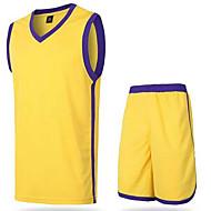 エクササイズ&フィットネス / レジャースポーツ / バドミントン / バスケットボール / ランニング-洋服セット/スーツ男性用 / 子供用-高通気性 / 速乾性