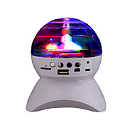 altoparlanti bluetooth senza fili 2.0 CH Luce LED / Supporto memory card / Mini / NFC