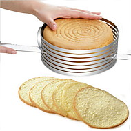 Bagning Fade & Pander Til Kage Til Cookies Til Tærte Metal Høj kvalitet