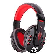 OVLENG V8 Over øre Pannebånd Trådløs Hodetelefoner dynamisk Gaming øretelefon Støyisolerende Med mikrofon Med volumkontroll Selvlysende