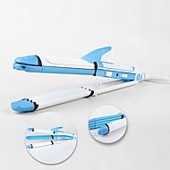 Fer à Friser Cheveux Mouillés & Secs Autres Cordon rotatif Indicateur d'alimentation Beige Rose Bleu Normal PRITECH