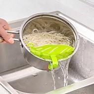 1 piècesPour Fruit / Pour légumes / Pour Ustensiles de cuisine / Pour le riz PlastiqueEcologique / Haute qualité / Creative Kitchen