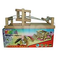 Giochi di emulazione / Gioco educativo Hobby e passatempo Giocattoli Originale Quadrata Legno Grigio Per bambini / Per bambine