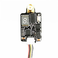 5.8G 25mW 600mW 48CH Switchable FPV Transmitter for QAV210 250 180 RC Quadcopter