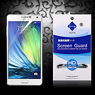 HD Screen Protector with Dust-Absorber for Samsung Galaxy A5 (3 PCS)