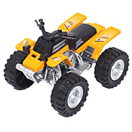 Educational Toy Car Toys Metal Yellow Model & Building Toy