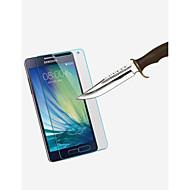 ximalong galaxy a3 képernyővédő fólia, átlátszó, ultravékony hd temped üveg képernyővédő fólia Samsung Galaxy a3