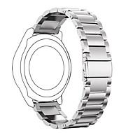 çakıl kez paslanmaz çelik metal yedek akıllı saat kayışı bilezik / çakıl zamanlı çelik / çakıl süresi 2