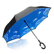 장대 우산 남자 여행 레이디 차