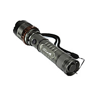 SupFire LED Flashlights/Torch LED 800 Lumens Mode Cree T6 Lithium Battery Easy Carrying Compact SizeCamping/Hiking/Caving Everyday Use