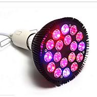E26/E27 Lampy szklarniowe LED PAR38 18 High Power LED 5000 lm Czerwony Niebieski V 1 sztuka