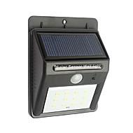 12 doprowadziły odkryte zasilany energią słoneczną bezprzewodowej wodoodporna bezpieczeństwa ruchu czujnik światła Night Lights