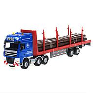Truck Speeltjes Car Toys 01:50 Metaal ABS Kunststof Bruin Modelbouw & constructiespeelgoed
