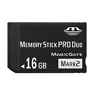 Other 16GB Tarjeta de Memoria Stick PRO Duo Clase 10