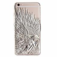 Voor iPhone 6 hoesje / iPhone 6 Plus hoesje Patroon hoesje Achterkantje hoesje 3D cartoon Hard PC iPhone 6s Plus/6 Plus / iPhone 6s/6