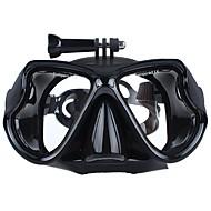 Maski do nurkowania Wodoodporne Dla Xiaomi Camera Gopro 4 Gopro 3 Gopro 2 Gopro 3+ SJ6000 SJ4000 SJ5000 Nurkowanie