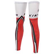 Ochraniacze na nogi RowerOddychający Quick Dry Ultraviolet Resistant Izolacja Anti-promieniowanie Zdatny do noszenia Odvádí pot Filtr