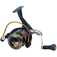 Carrete de la pesca Carretes para pesca spinning 2.6:1 16.0 Rodamientos de bolas Intercambiable Pesca en General-LF2000