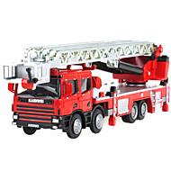 Πυροσβεστικό όχημα Παιχνίδια Παιχνίδια Αυτοκινήτων 1:50 Μέταλλο ABS Πλαστικό Ασημί Μοντελισμός & Κατασκευές