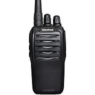 Wanhua WH68 Professional Commercial Civilian Wireless Walkie-Talkie 5W UHF 403-470MHz