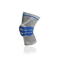 남여공용 무릎 보호대 통기성 스트래치 보호하는 미식축구 스포츠 야외 나일론 다크 그레이