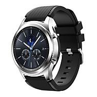 per classici sport di modo frontiera braccialetto in silicone Samsung Gear s3 banda cinghia 22 millimetri