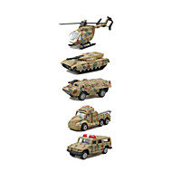 Planes & Helicopter Military Vehicle Toys 1:64 Metal Plastic Camouflage