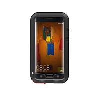 For Stødsikker Støvsikker Vandafvisende Etui Heldækkende Etui Helfarve Hårdt Metal for Huawei Huawei Mate 9 Huawei Mate 9 Pro