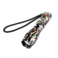 U'King ZQ-X1061JC CREE XML T6 2000LM Camouflage 5Mode SOS Zoomable Flashlight Torch