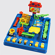 The Water Park Pass Through The Maze Toys Leisure Hobby Toys Novelty Square Plastic Rainbow For Boys For Girls
