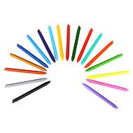 18 farver farveblyanter 1 sæt 18 stk