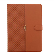 For IPad Pro 9.7'' IPad 4 3 2 Air 1 2 With Stand Magnetic Case Full Body Case Solid Color Hard PU Leather