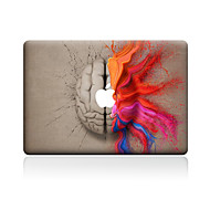 1 stuks Krasbestendig spotprent Transparante kunststof Lichaamssticker Patroon VoorMacBook Pro 15'' with Retina MacBook Pro 15 '' MacBook