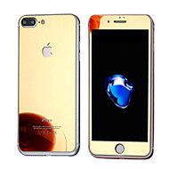 For Iphone7 Plus Front And Rear High-Definition Film Plating Tempered Film Plus Packaging