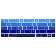 xskn® englanti kaltevuus silikoninäppäimistö ihon ja touchbar suojelija 2016 uusin MacBook Pro 13,3 / 15,4 kosketusnäytöllä bar