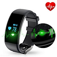 Bluetooth 0.66 OLED Heart Rate Monitoring Smart Bracelet