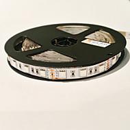 z®zdm 5m 72W 300pcs 5050 3red 1blue / grup bitki ışık şeridi DC12V LED