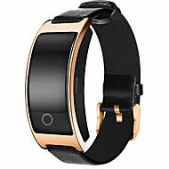 NONE Smart Bracelet Smart armbåndVandafvisende Lang Standby Brændte kalorier Skridttællere Træningslog Sport Pulsmåler Touch Screen